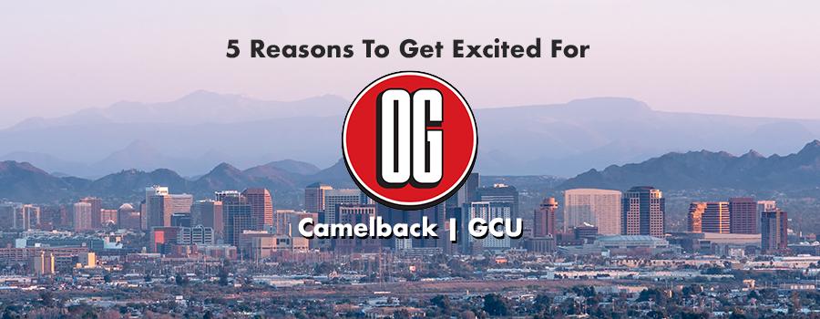 Get Excited for Original Genos Pizza in Phoenix