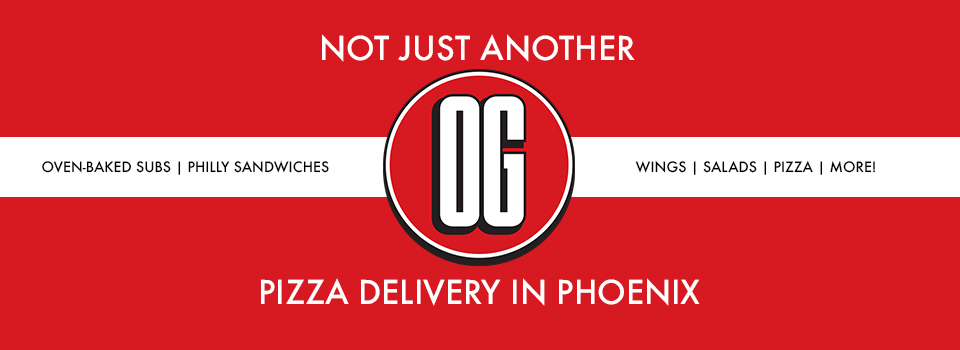 Not Just another Pizza Delivery in Phoenix